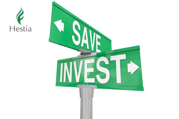 Đầu tư tiền nhàn rỗi hay gửi tiết kiệm